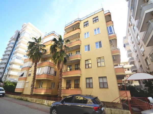 Cozy and very affordable 2 bedroom fully furnished apartment in Alanya