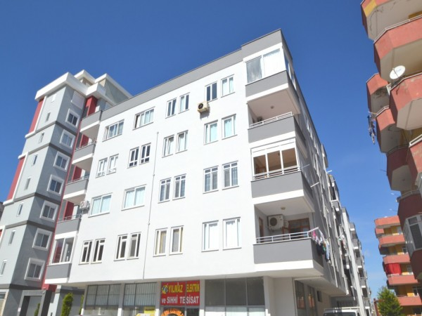 Very affordable 2 bedroom apartment with large living surface in Alanya