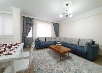 Доступная квартира с мебелью в Махмутларе