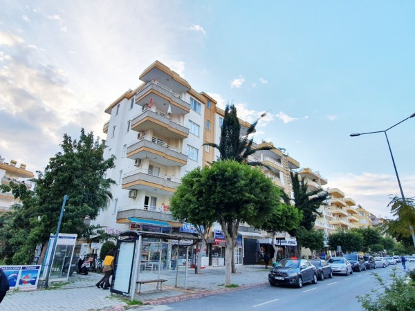 Affordable fully furnished 2 bedroom apartment in Alanya