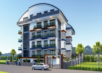 Capitol Estate präsentiert exclusive das Boutique Projekt in Alanya