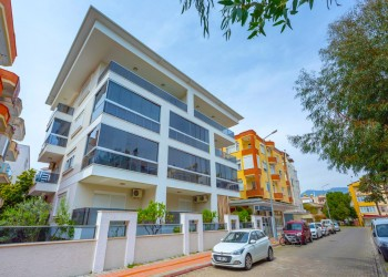 Beautiful and fully furnished 1 bedroom apartment in Alanya