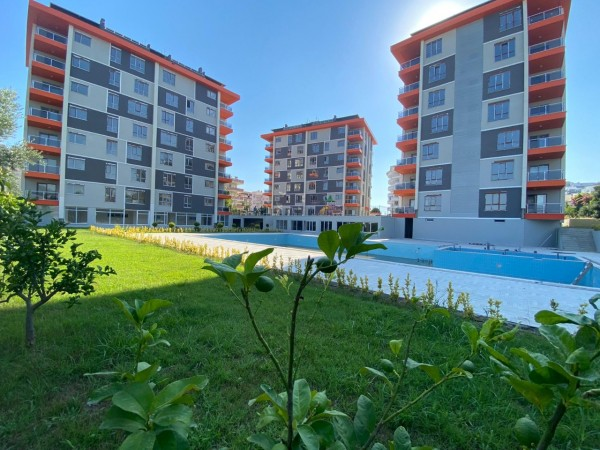 Brand new project in Alanya with high quality apartments