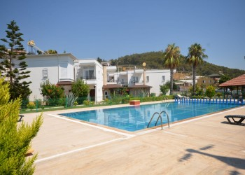 Very affordable villa in perfect condition for sale in Alanya