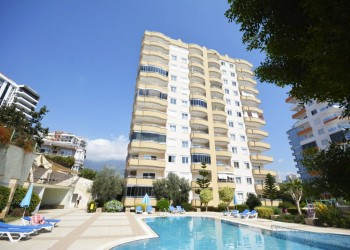 Gorgeous fully furnished 2 bedroom apartment in Mahmutlar