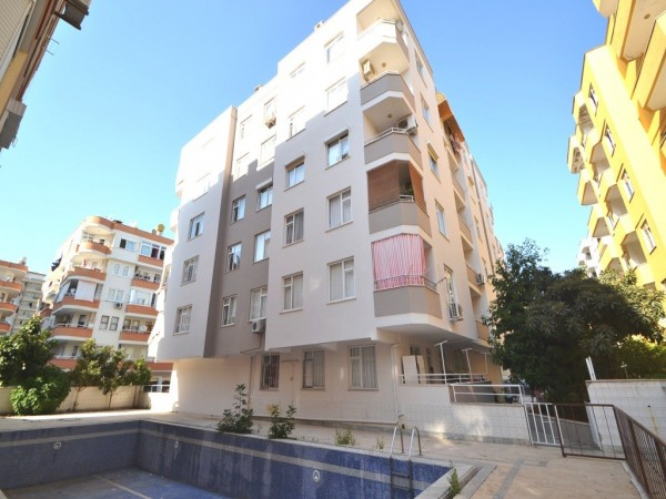 Beautiful 2 bedroom apartment for sale in Mahmutlar