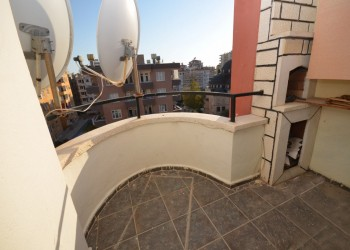 Bright 2 bedroom apartnment for an incredible price in Alanya