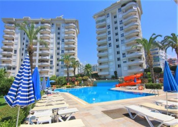 Spectacular fully furnished 2 bedroom apartment with a view
