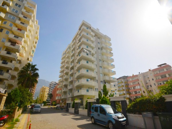 Stylish and spacious apartment for sale in Mahmutlar