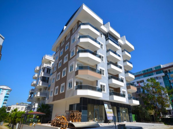 Affordable holiday apartment in popular location