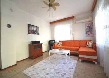 Cozy fully furnished 2 bedroom for sale in Alanya