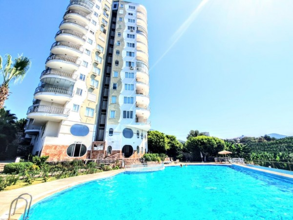 Nicely furnished and ready to move 2 bedroom for sale in Alanya