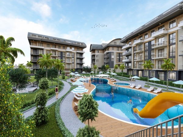 One of Alanya's most anticipated project!