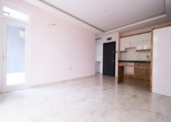 High quality 1 bedroom apartment for sale in modern design complex in Alanya