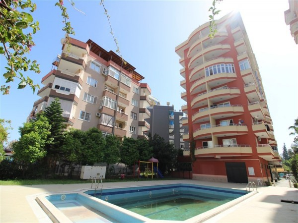Fully furnished and spacious 2 bedroom for sale in Alanya