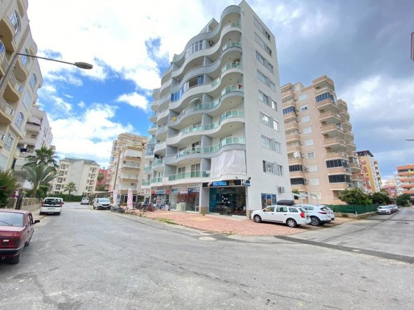 Stylish and ideally situated fully furnished 1 bedroom in Alanya