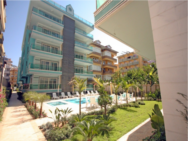 Amazing penthouse in Alanya dowtown for sale