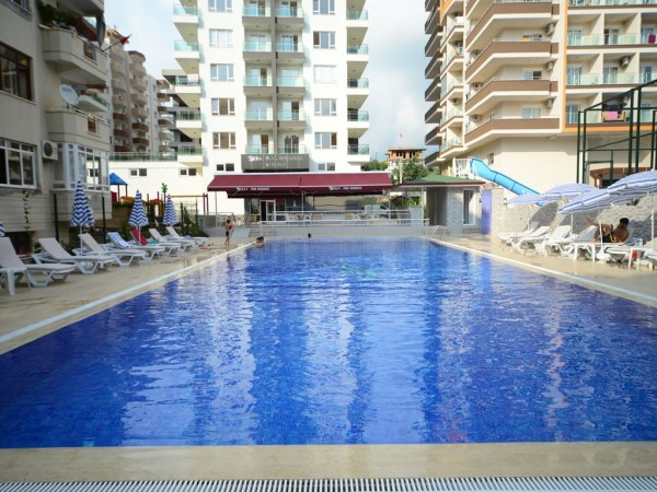 Excellent fully furnished 2 bedrooms apartment for sale in Alanya