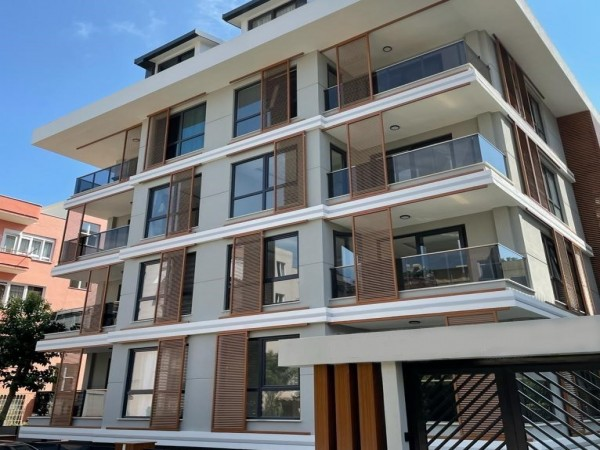 High quality 1 bedroom apartment for sale in downtown Alanya