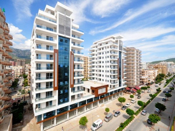 Elegant 2 bedroom apartment in elite complex with large living surface