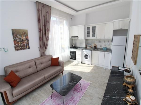 Excellent 1 bedroom apartment in friendly neighborhood of Mahmutlar