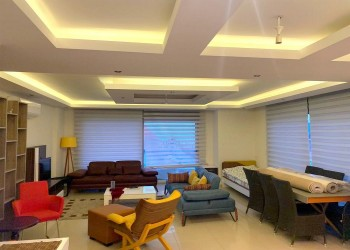 Fabulous fully furnished 2 bedrooms apartment for sale in Alanya