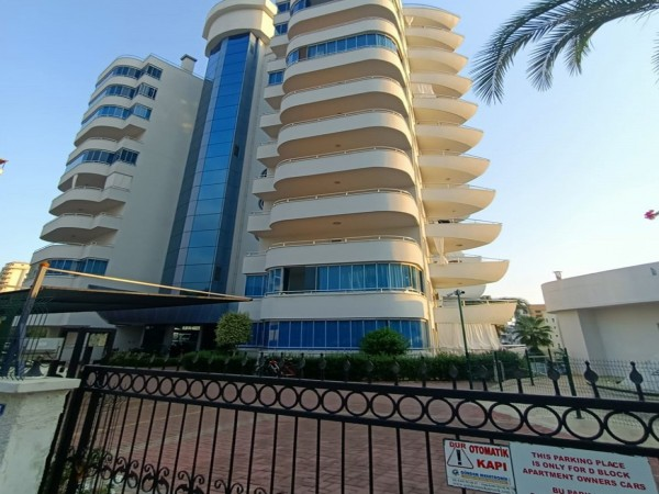 Amazing furnished 2 bedroom apartment for sale in Alanya