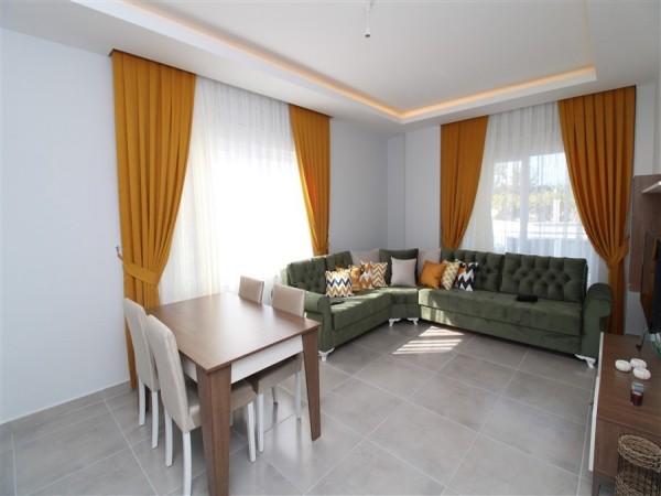 Fantastic 1 bedroom apartment in modern design complex for sale