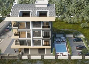 Atemberaubendes neues Projekt im wunderschönen Alanya