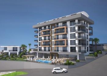 Luxurious residential complex in popular neighborhoof of Kargicak