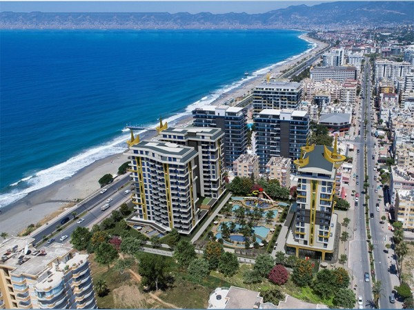 New Star in Town! Most exciting luxury project just launched in Alanya