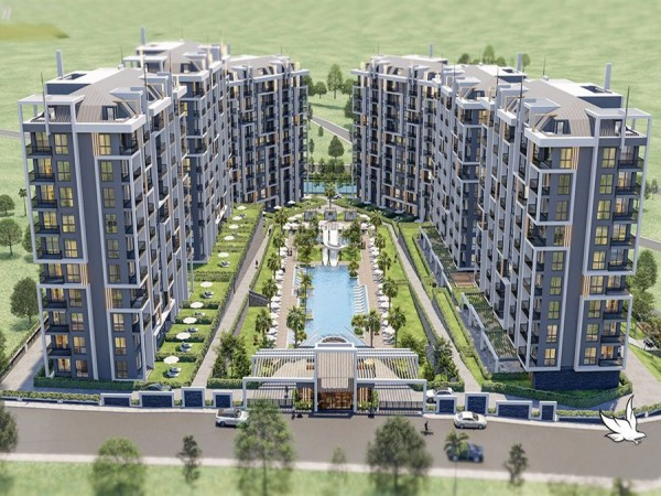 Luxury and Mediterranean Lifestyle meet in the NEW project in Alanya
