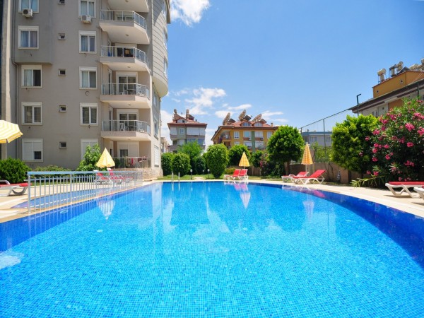 Quality Alanya apartment close to all amenities