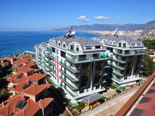 An excellent project in alanya where quality meets leasure