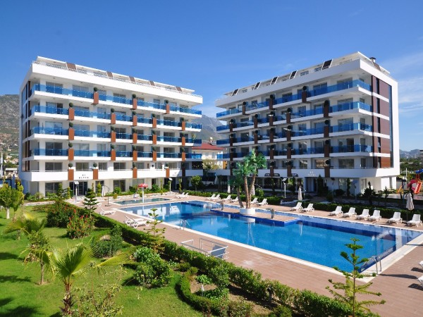 High investment and rental possibilities in Alanya