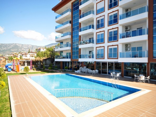 Stunning sea view complex with rich facilities on site