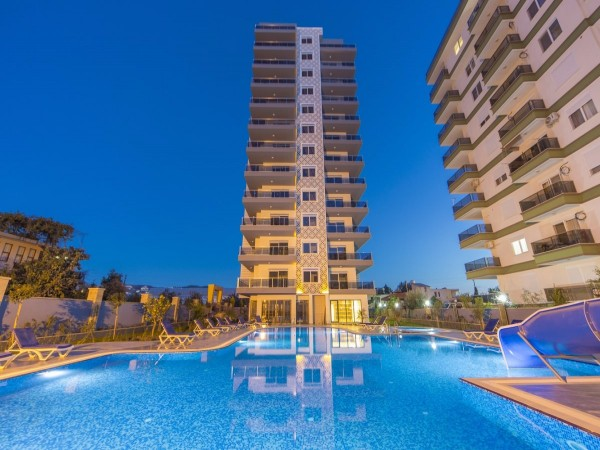 A Beautiful Holiday Complex in the heart of Mahmutlar,Alanya