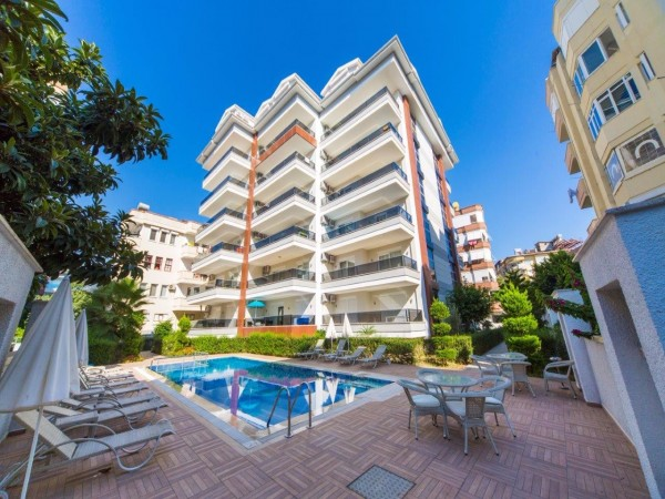 Holiday apartments close to Cleopatra beach