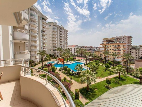 Family friendly complex with great views in Cikcilli