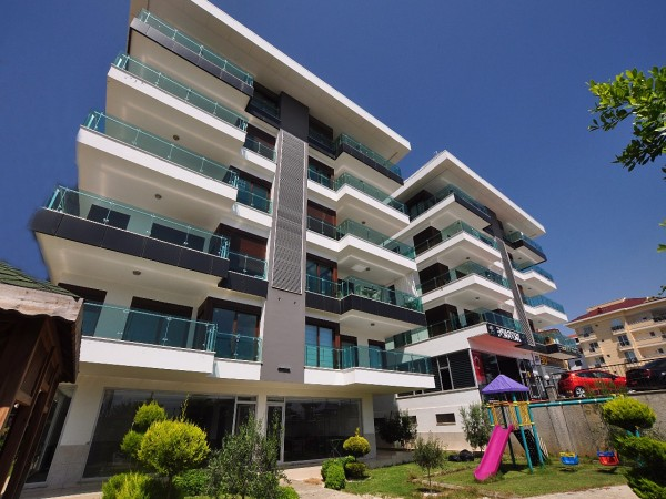 Stunning penthouse with exceptional views for sale in Alanya
