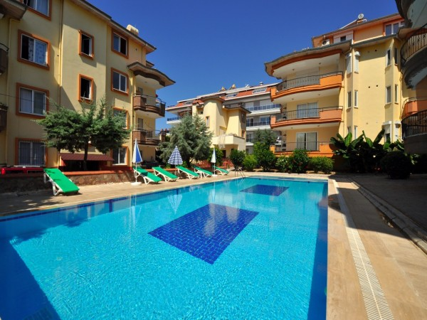 Incredible duplex penthouse in Kestel at a bargain price