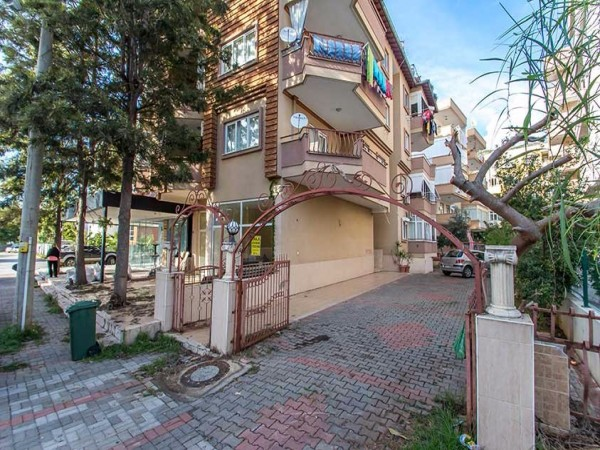 Beautiful apartment centrally located in Alanya