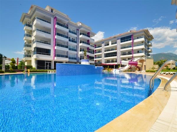 Luxury apartment in Kestel