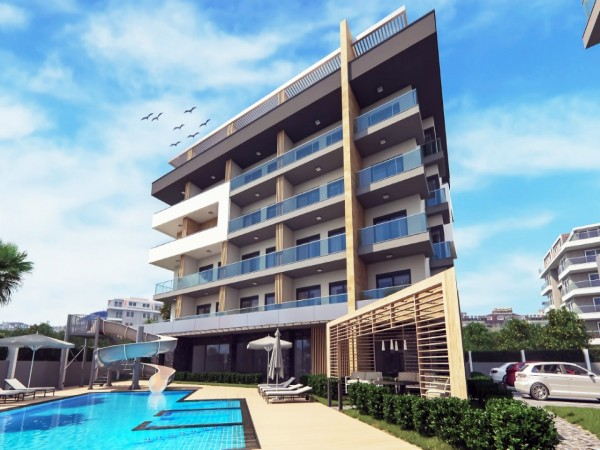 The most anticipated residential project in Alanya