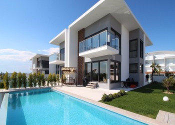 Exclusive Designer Villas For Sale in Side