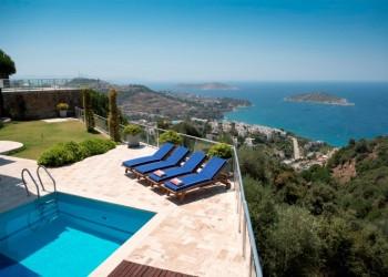 Tremendous detached villa with 3 bedrooms and fantastic views