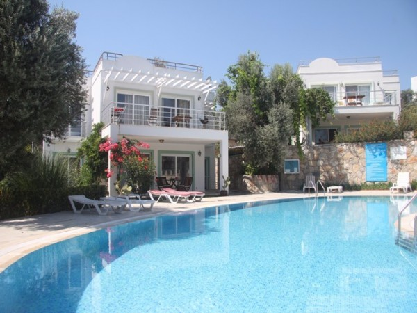 Ideal holiday apartment close to Yalıkavak centre