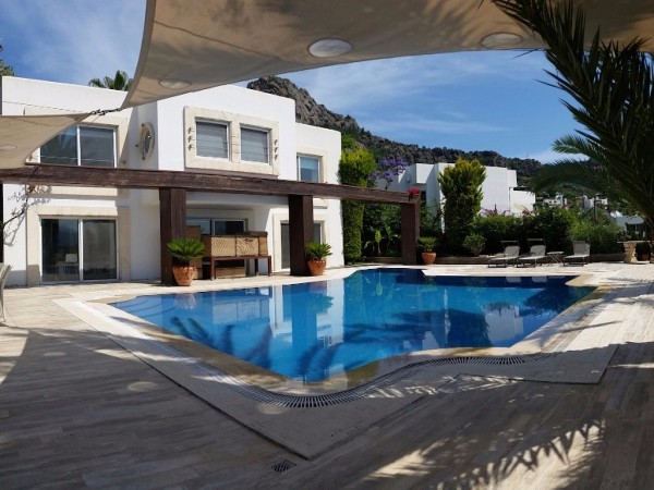 Charming luxury villa with superb views in Bodrum