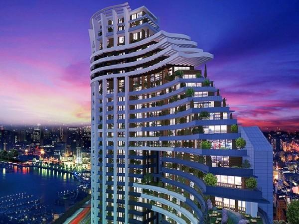 Готовые апартаменты пермиум класса в элитном районе