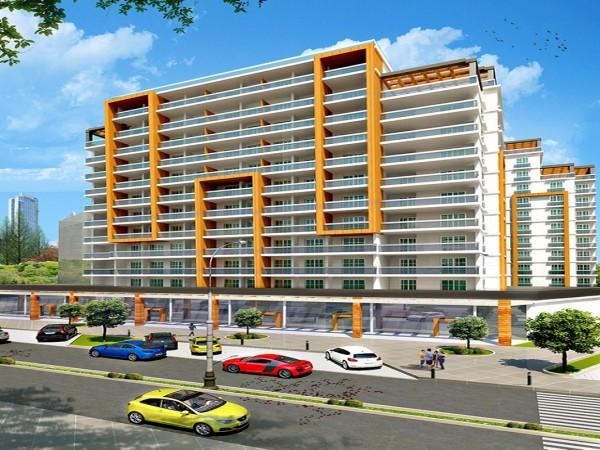 High quality apartments in a complex in stylish new complex in Beylikduzu